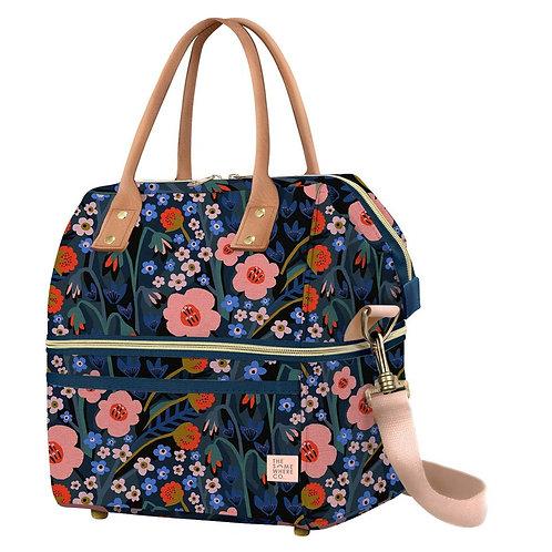 Secret Garden Cooler Bag  - THE SOMEWHERE CO.