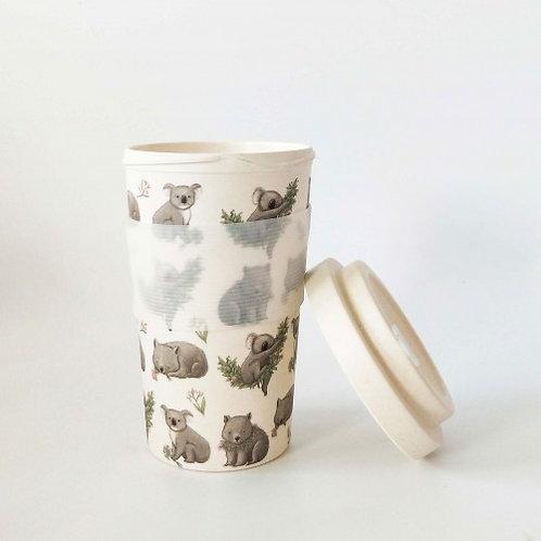 Koala & Wombat Eco Mug
