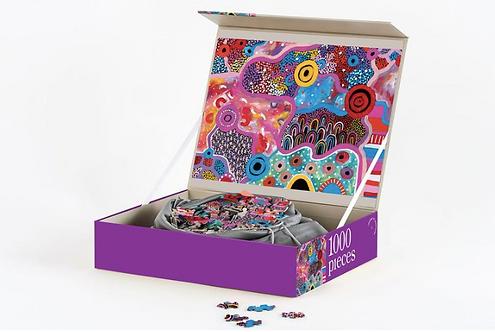 Budgabella - 1000 Piece Puzzle