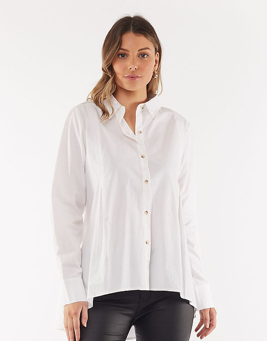 FOXWOOD - Annika Shirt White