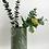Thumbnail: Nova Leaf Vase 22cm (Green)