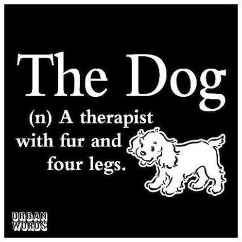 The Dog, Urban Words BOOK