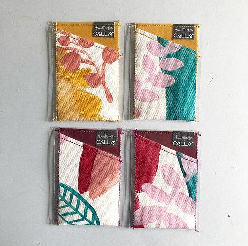Card Holder - Falling Joy Series