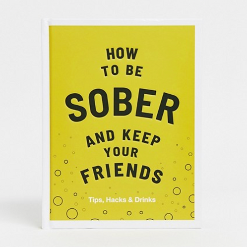 How to Be Sober and KeepYour Friends BOOK