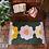 Thumbnail: Helene Flower Bath Mat - SAGE X CLARE