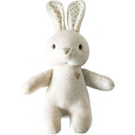 Cream Bunny Toy