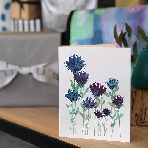 Purple Daze CARD