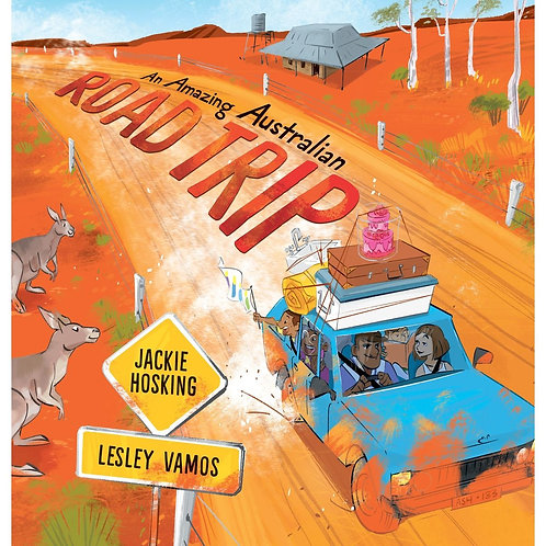 An Amazing Australian Road Trip BOOK