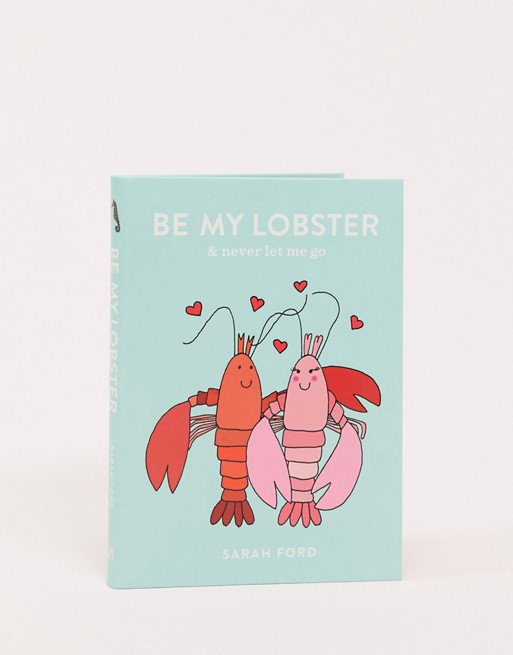 Be My Lobster BOOK