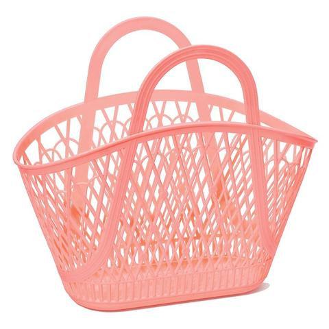 Betty Basket Peach - Sun Jellies