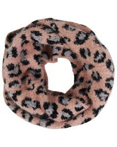 Leopard Blush Snood - URBAN STYLE