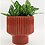 Thumbnail: Nova Planter 14cm Pot (Terracotta)