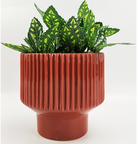 Nova Planter 14cm Pot (Terracotta)