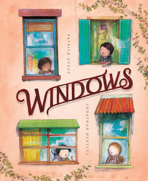 Windows by Patrick Guest, Jonathan Bentley BOOK