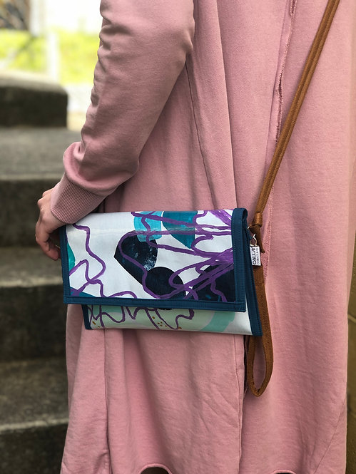 CLUTCH bag - Spring Will Come #02