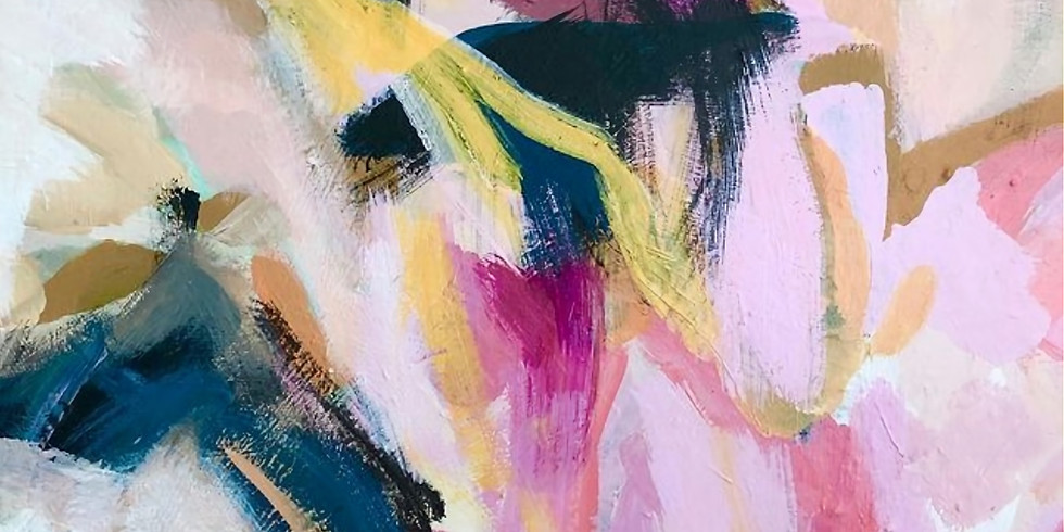 Abstract Acrylic Art Workshop