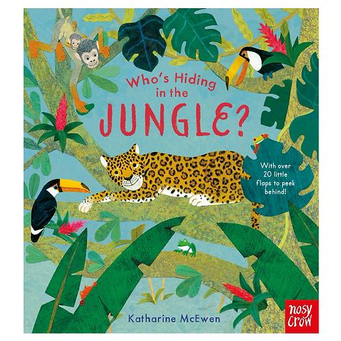 Who's Hiding in the Jungle? BOOK