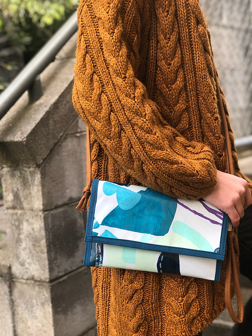 CLUTCH bag - Spring Will Come #03