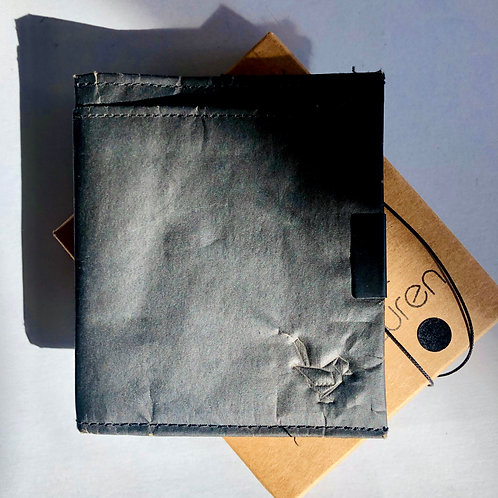Black - Wren Wallet Square