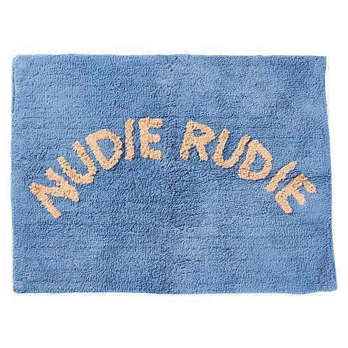 Tula Nudie Bath Mat - Cornflower - SAGE AND CLARE