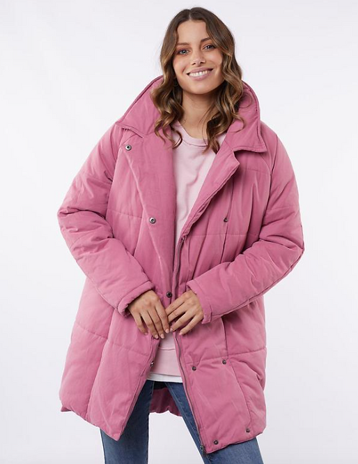 FOXWOOD - Everyday Puffer Rose Pink
