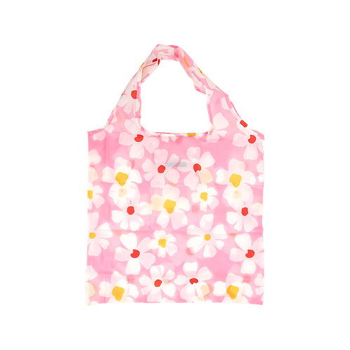 FLOWER POWER POCKET SHOPPER