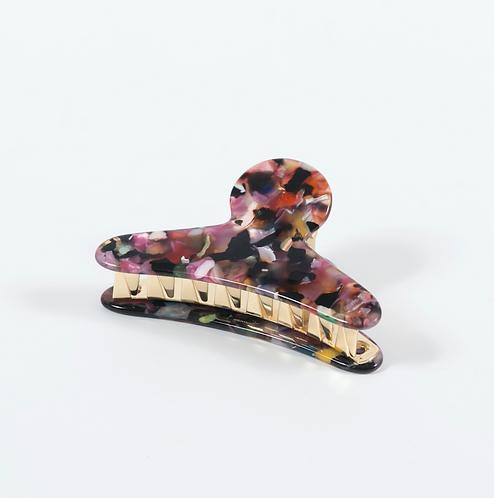 SUPER AMAZING - Croc Clip Pink Multi