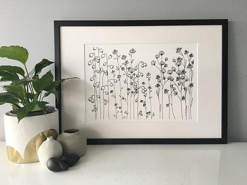 Wildflower Dream PRINT