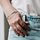 Thumbnail: Clasp Bangle - She Believed She Could So She Did - Be. Bangles