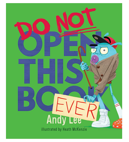 Do Not Open This BOOK Ever!