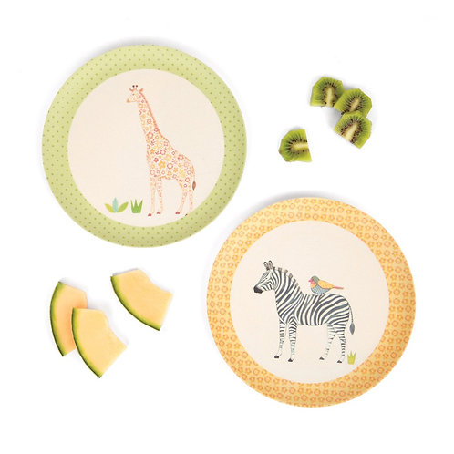 On Safari 4 Small Plates - LOVE MAE