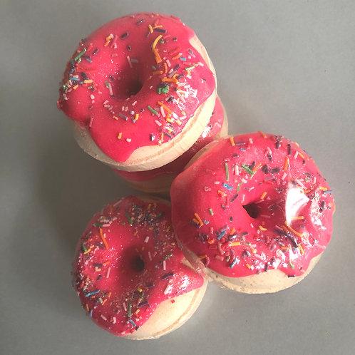 Donut Bath Bomb - DAYLESFORD SOAP CO.