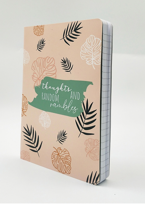 Thoughts and Random Rambles JOURNAL
