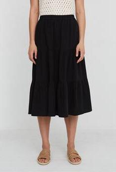 Little Lies - Tiered Skirt