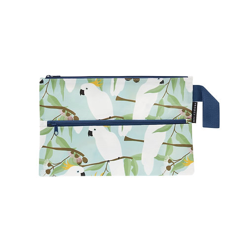 COCKATOO PENCIL CASE