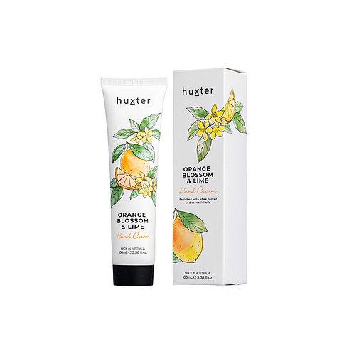 Orange Blossom & Lime Hand Cream 100ml