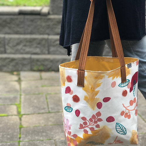 TOTE bag - Falling Joy #01