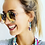 Thumbnail: Mosk Melbourne - Hula Earrings Multi
