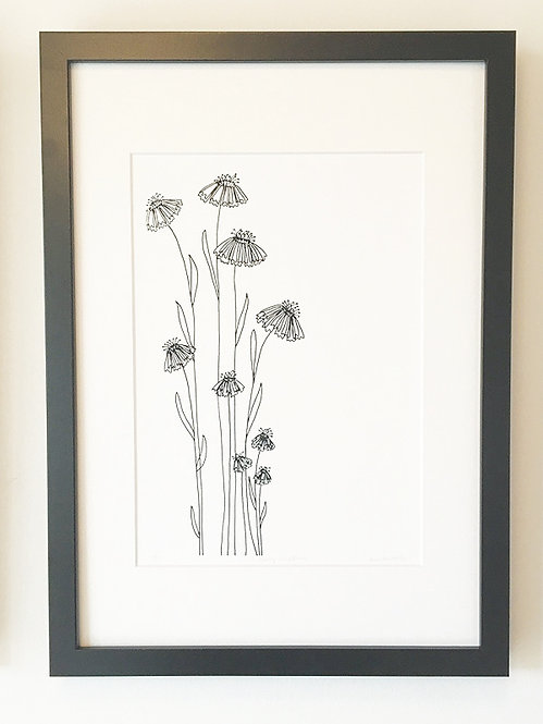 Pretty Wildflower PRINT