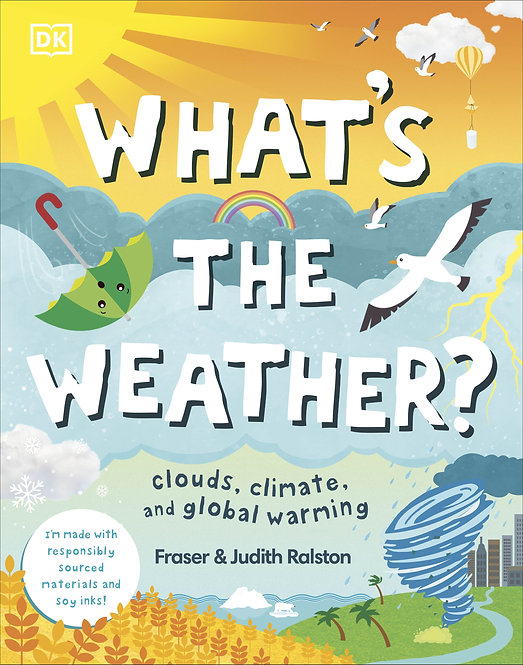 What's The Weather? BOOK