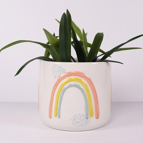 Ayla Rainbow Pot SML