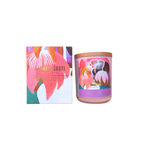 Blackcurrant + Citrus Soy Candle - FRANKIE GUSTI