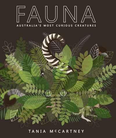 Fauna: Australia's Most Curious Creatures BOOK