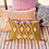 Thumbnail: Magalie Embroided Cushion - SAGE AND CLARE