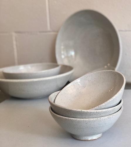 PETER WATSON - Small Bowls White