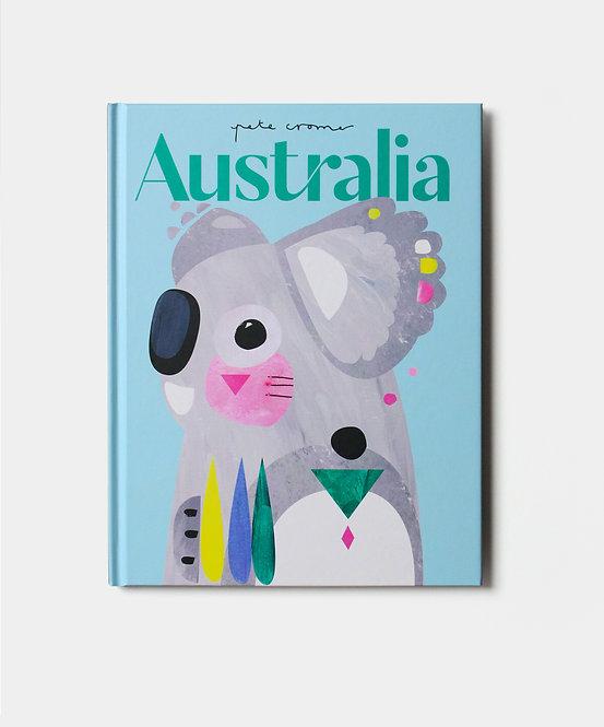 Pete Cromer's Australia BOOK