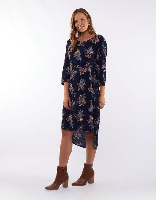 FOXWOOD - Rosaline 3/4 sleeve Dress