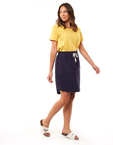 FOXWOOD - Utility Skirt Navy