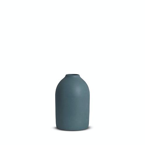 Cocoon Vase Steele Blue SML - MARMOSET FOUND