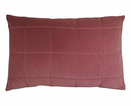Seattle Shiraz Velvet cushion 40x60